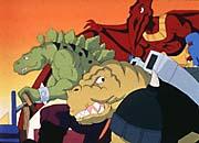 Dinosaurier Serie 90er