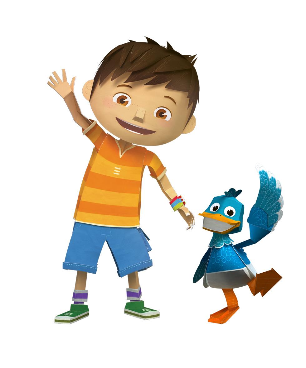 kaboom! Acquires Zodiak's 'Zack & Quack' | Animation World ...