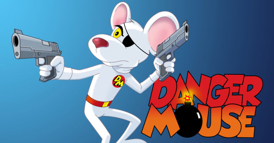 Cartoon Characters Jeopardy : 'danger mouse readies for return to tv animation world