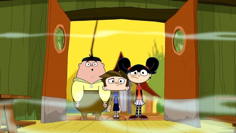 Disney Xd Picks Up Season Two Of Camp Lakebottom