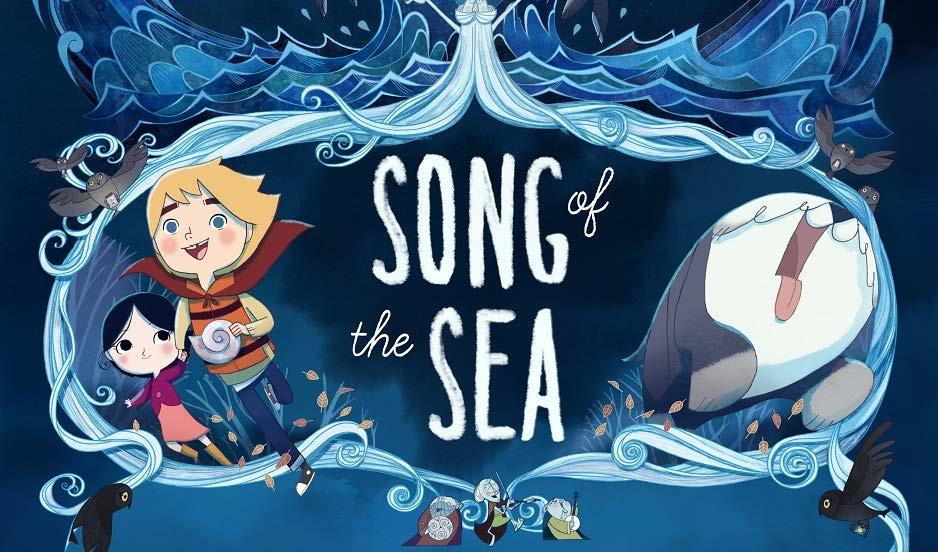 Saloon Cartoon Cartoon Saloon's 'song of The