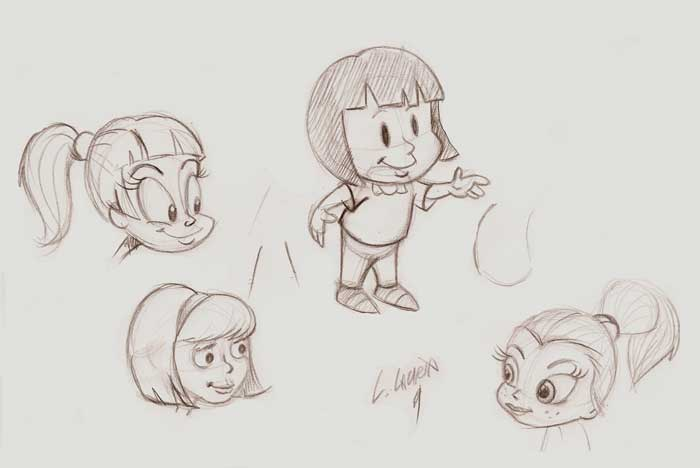 Drawing Ideas For Little Girls