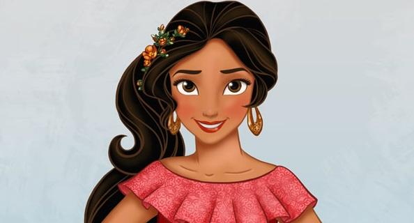 princess elena avalor first latina disney