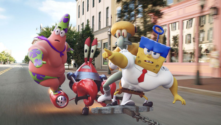 The Spongebob Movie: Sponge Out of Water' Release Date, Trailer ...