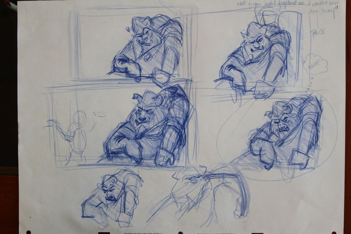 Aaron Blaise Brings Expert Animation Instruction To The