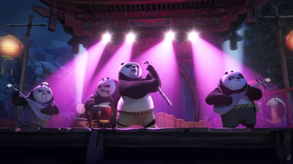 Kung Fu Panda 3 Soundtrack Available January 22