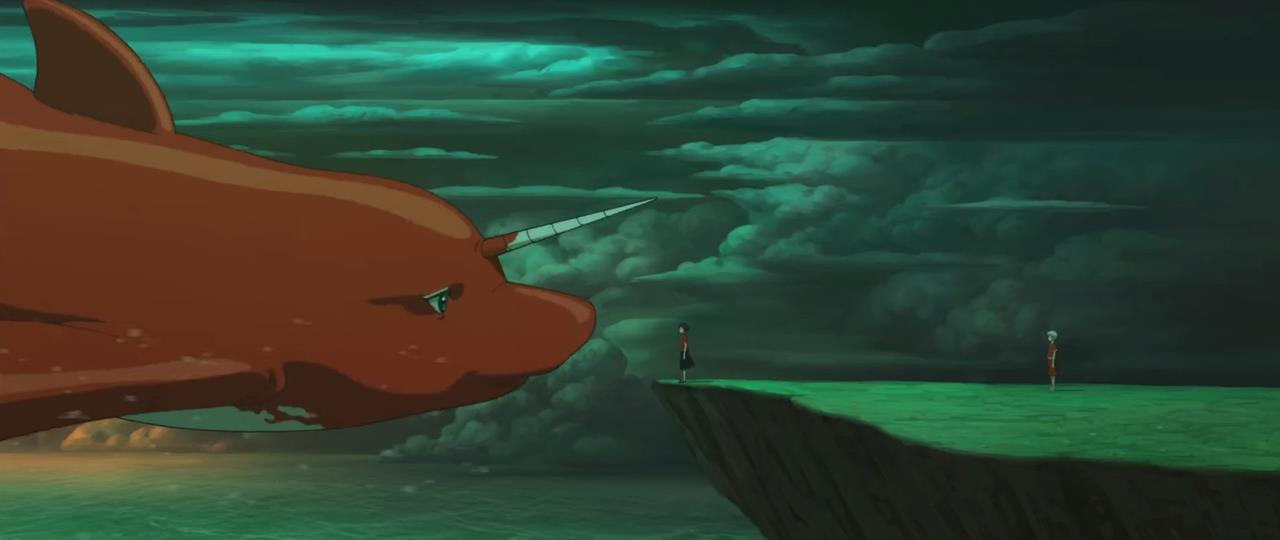 Watch new trailer for studio mir s big fish and begonia for Watch big fish