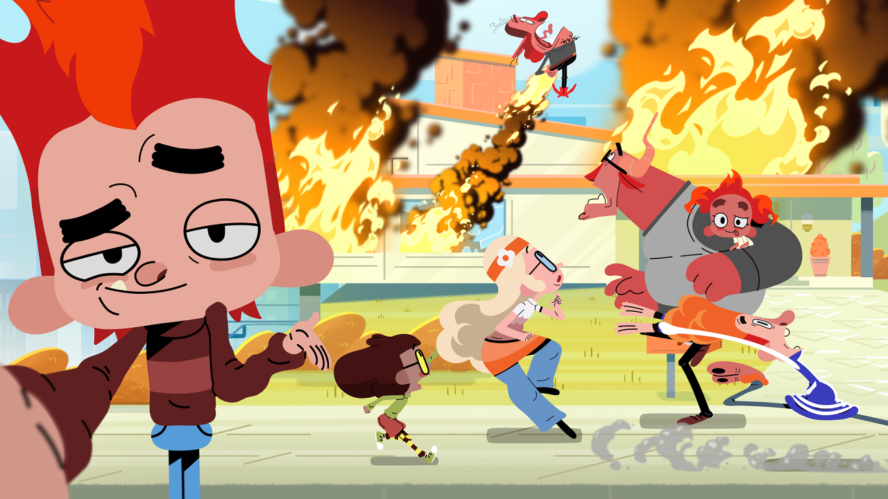 Tricorn, Lupus Films Co-Developing 'My Big Red Head' | Animation ...