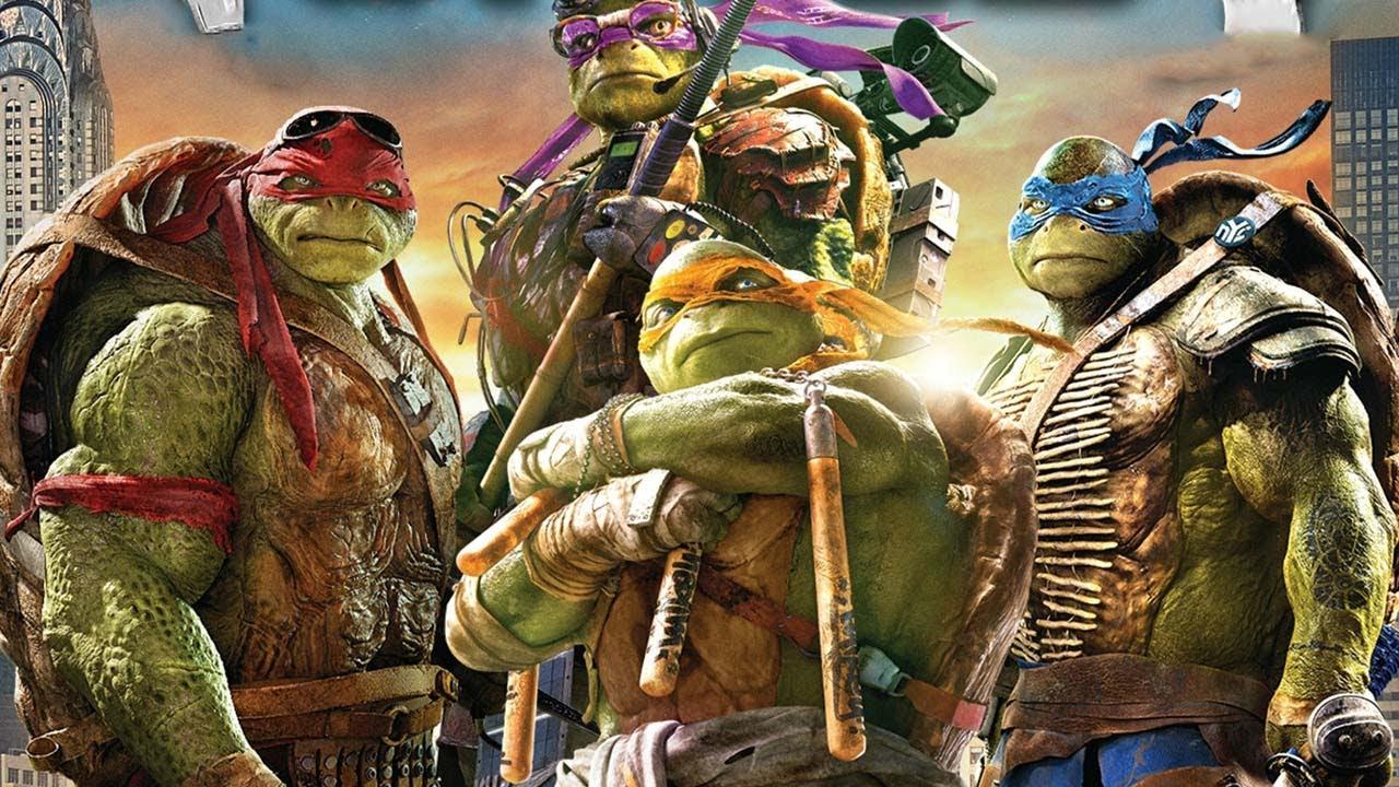 Teenage Mutant Ninja Turtles: Out of The Shadows' Arrives on Blu ...