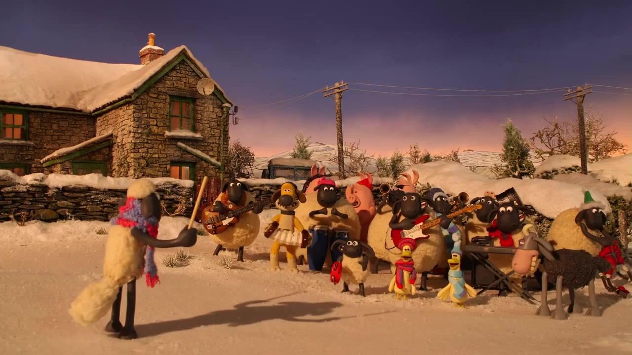 Shaun the Sheep: We Wish Ewe a Merry Christmas' Arrives on DVD Nov ...