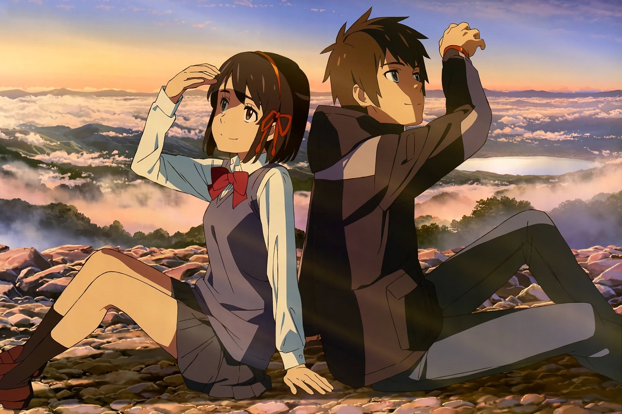 'your Name' Becomes Thirdhighestgrossing Japanese Film Of All Time Animation  Worldwork Your Name' How To
