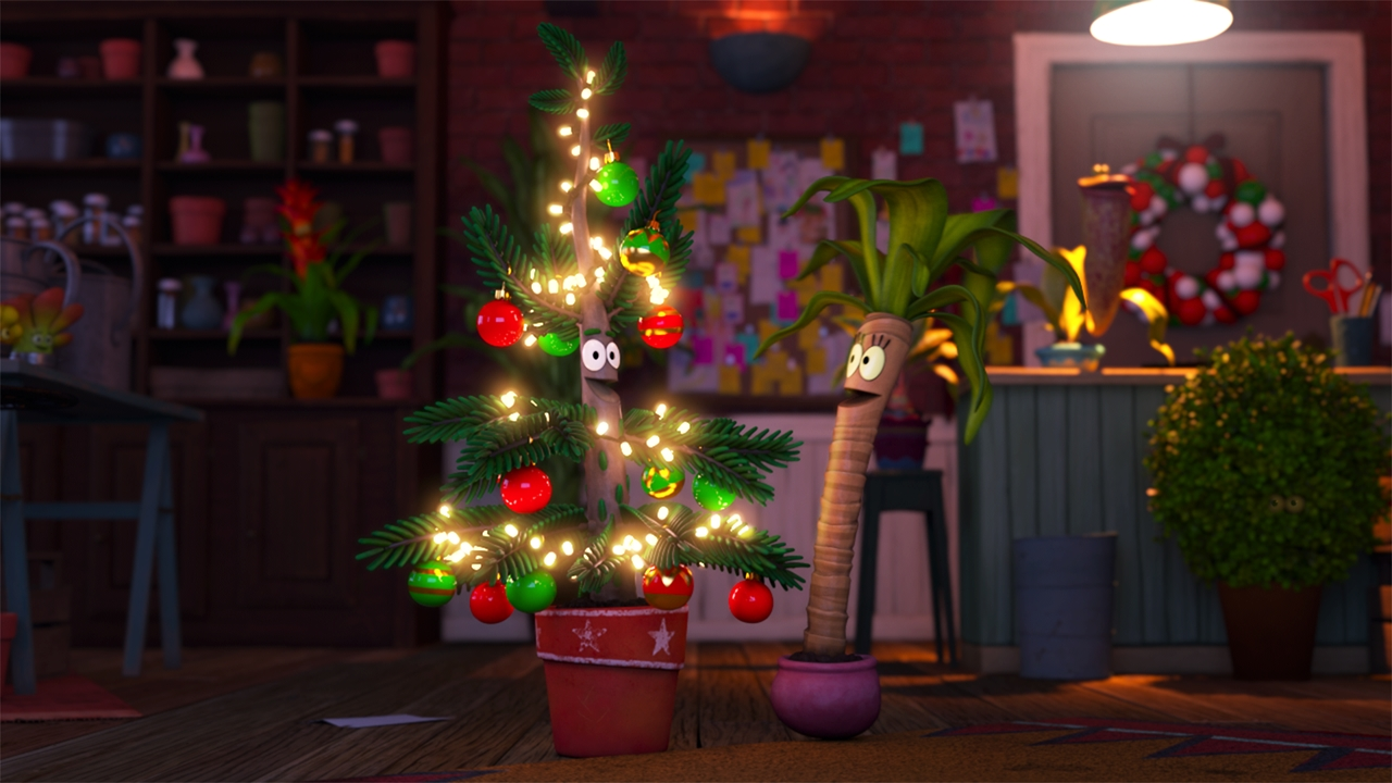 Nickelodeon Brings Photorealistic Touch to 'Albert' Holiday ...