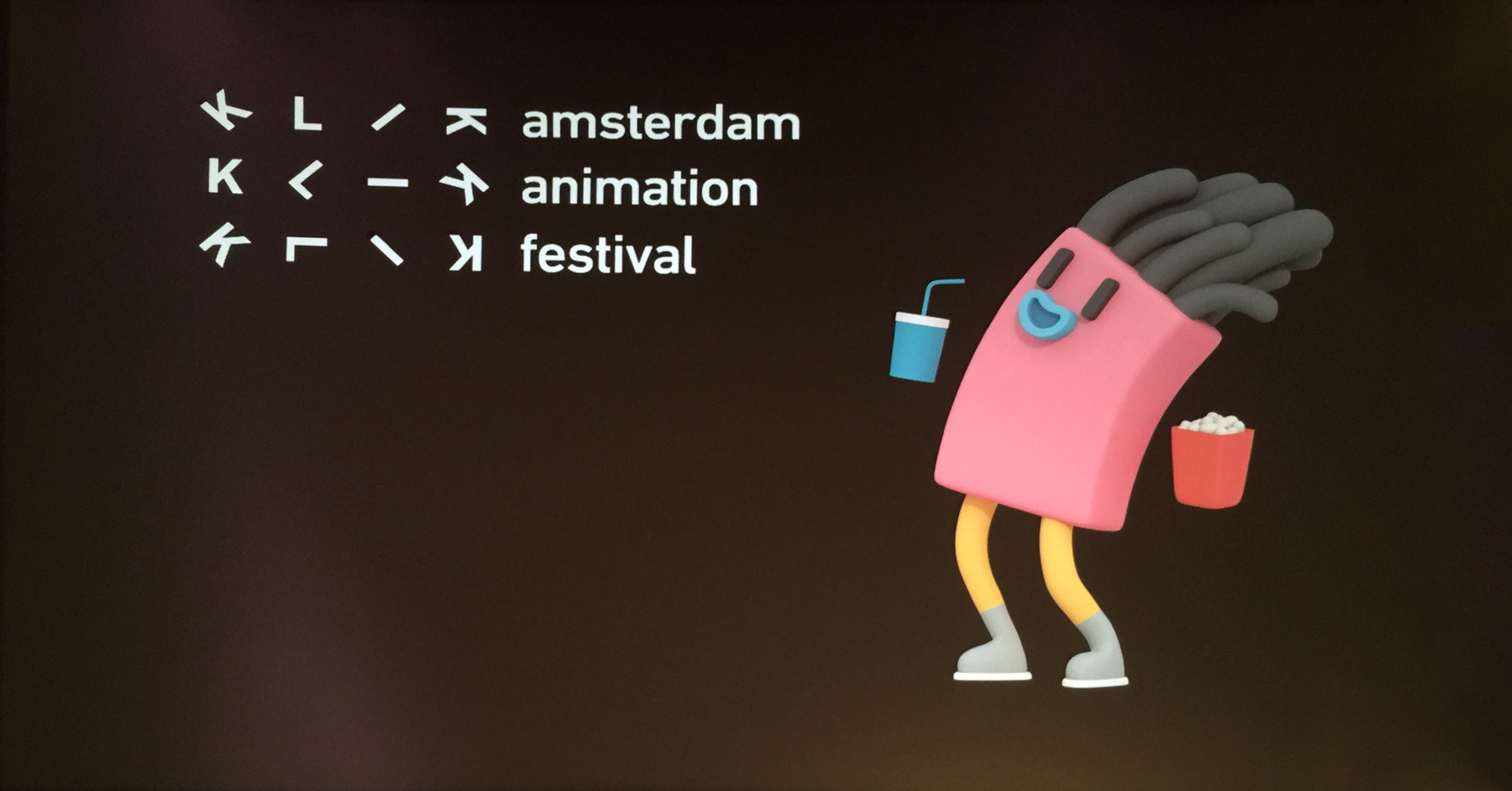 Populaire YOU'VE COME A LONG WAY BABY! - KLIK Animation Festival 27 October  QW88