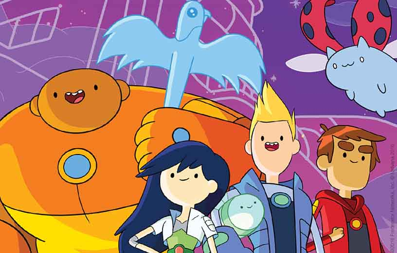 Tagged With: TELETOON | Animation World Network