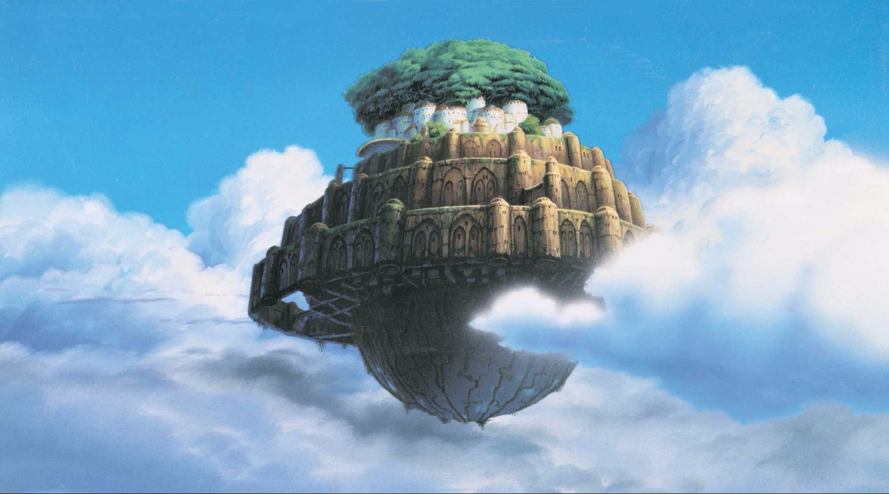 giveaway win free tickets to see studio ghiblis castle in the sky animation world network - Castle