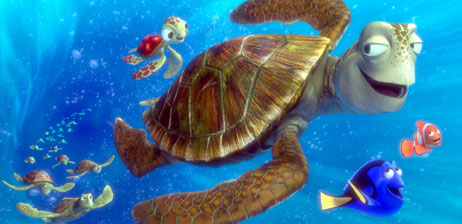 Finding the Right CG Water and Fish in 'Nemo' | Animation World ...