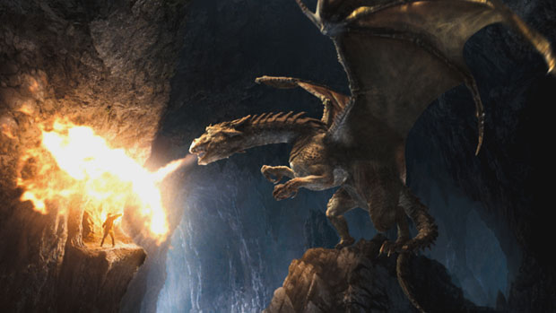 Merlin Dragon: The Mill Does VFX Magic For 'Merlin'