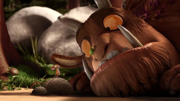 The Oscars Chasing The Gruffalo Animation World Network
