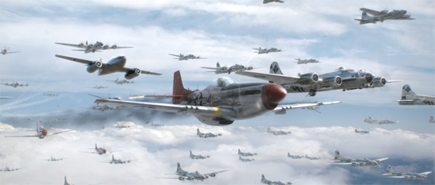 Flying with 'Red Tails' | Animation World Network