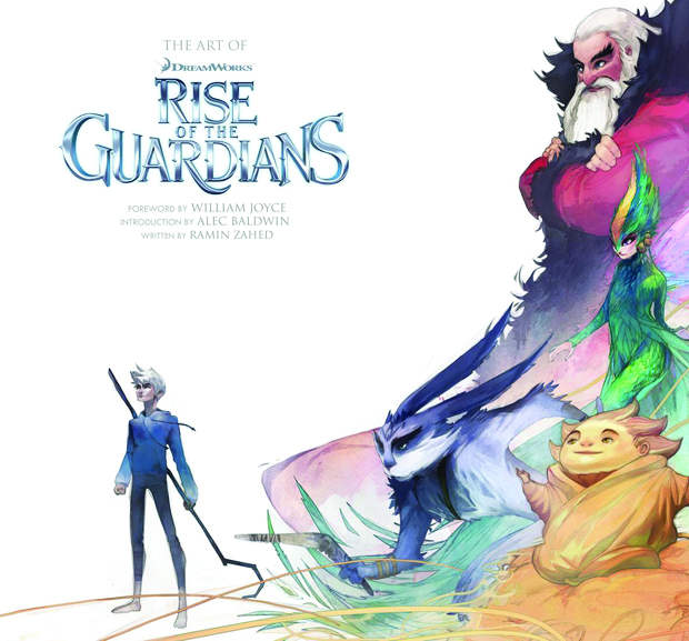 Book Review The Art of Rise of the Guardians  Animation World