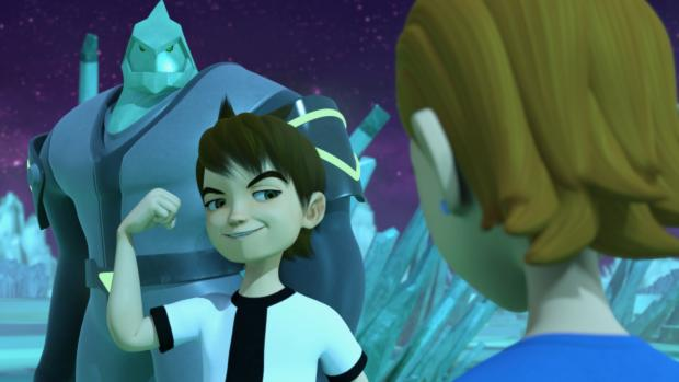 'Ben 10' Sweeps Competition in Asia | Animation World Network