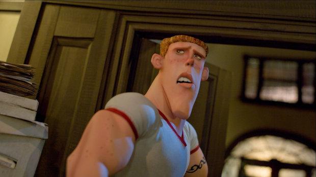 animated gayboys