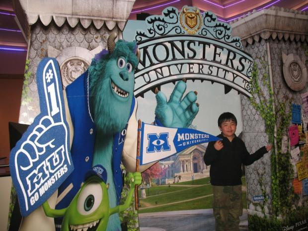 Monster university movie review meeruthiya gangsters full movie online movie reviews for monsters university mrqe metric see what the critics had to say and watch the trailer voltagebd Image collections
