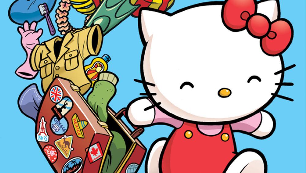 VIZ Launches New Hello Kitty Title  Animation World Network