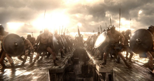 [b][i]300: Rise of an Empire[/i][/b]. Image © 2013 Warner Bros. Entertainment Inc. and Legendary Pictures Funding, LLC.