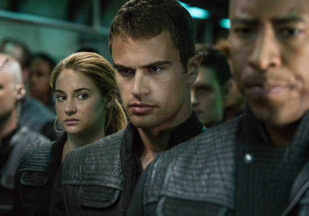 <strong><em>Divergent</em></strong>. Image © 2013 Summit Entertainment, LLC. All Rights Reserved.