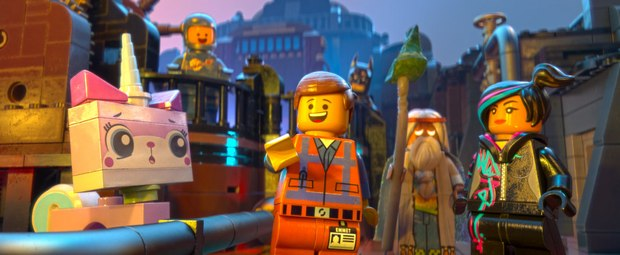 <strong><em>The LEGO Movie</em></strong>. Image © 2013 Warner Bros. Entertainment Inc.