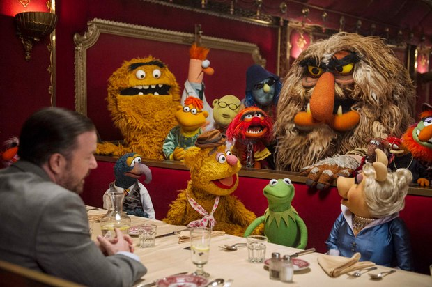 <strong><em>Muppets Most Wanted</em></strong>. Image © 2013 Disney Enterprises, Inc. All Rights Reserved.