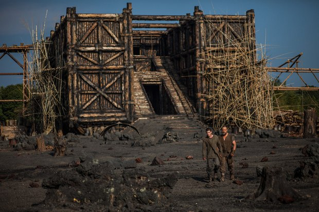 <strong><em>Noah</em></strong>. Image © 2013 Paramount Pictures Corporation. All Rights Reserved.