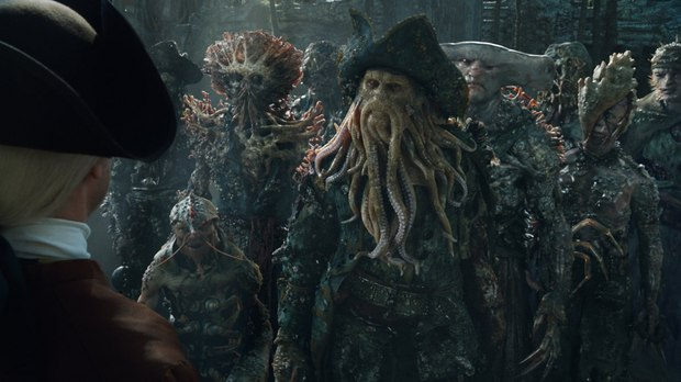 'Pirates of the Caribbean: At World's End'. Image courtesy of Disney Enterprises Inc. All rights reserved.