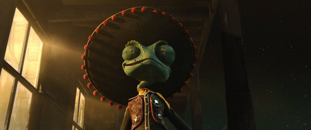 <strong><em>Rango</em></strong>.  All Rango images courtesy of Paramount Pictures.