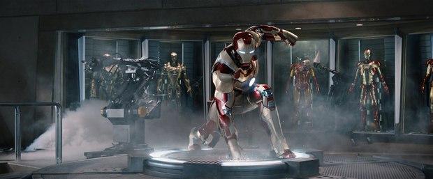 Iron Man 3. Image © 2013 Marvel Studios.