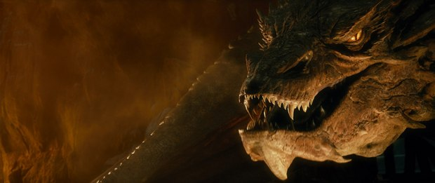 'The Hobbit: The Desolation of Smaug.' Image courtesy of Warner Bros. Pictures. Copyright: © 2013 WARNER BROS. ENTERTAINMENT INC. AND METRO-GOLDWYN-MAYER PICTURES INC.