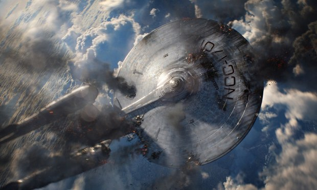 'Star Trek Into Darkness.' Image © 2012 Paramount Pictures.rved.