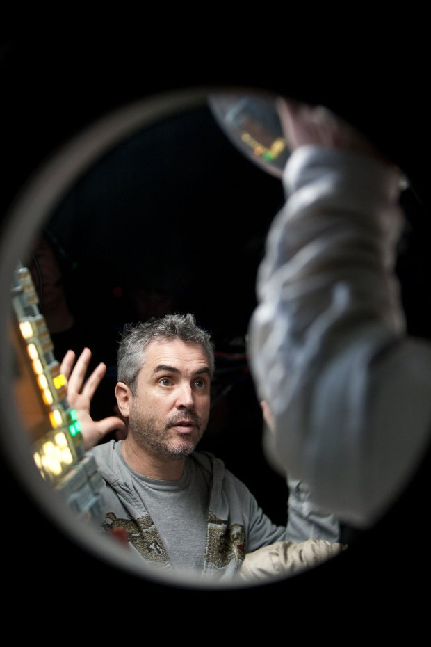 Alfonso Cuaron Talks Gravity