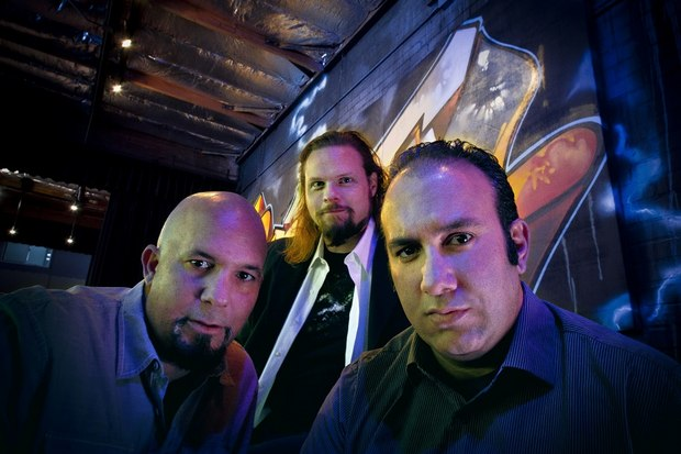 Left to right: Shant Jordan, Ken Gust, Shahen Jordan