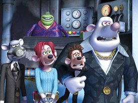 Flushed Away 2006 Animation World Network