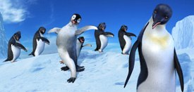 Happy Feet 2006 1 2 Animation World Network