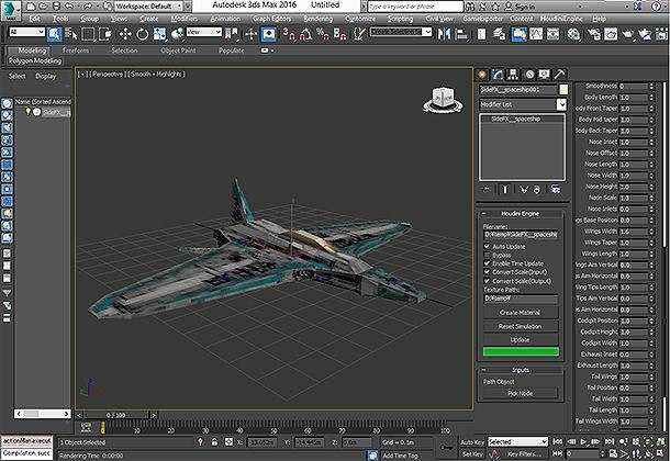 RenderMan for Houdini Now Available! | Animation World Network
