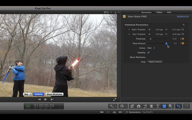 Star Wars Inspired Visual Effects Plugins Now Available