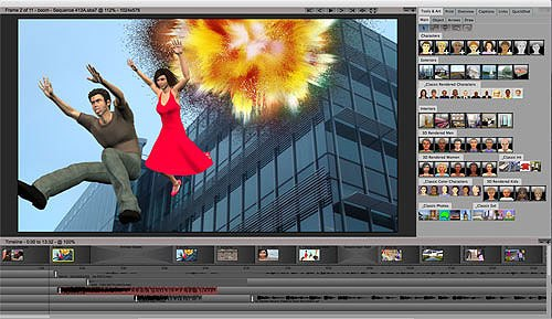 StoryBoard Artist Version 7 Now Available   Animation World