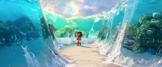 Disney Introduces Baby Moana in New International Trailer | Animation World Network