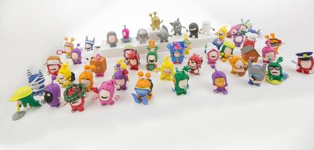 Oddbods Toy Line Launching In The U K Animation World