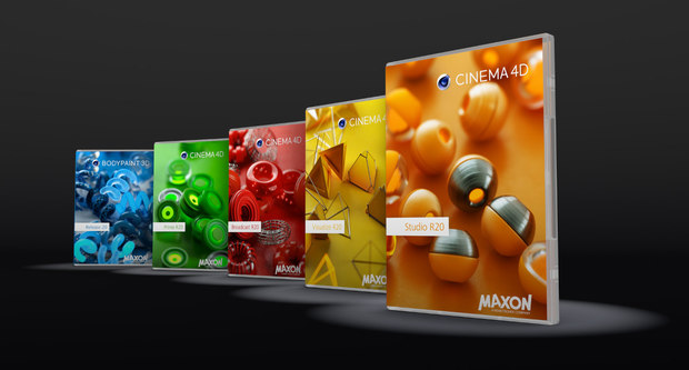 MAXON Cinema 4D Release 20 Now Available | Animation World