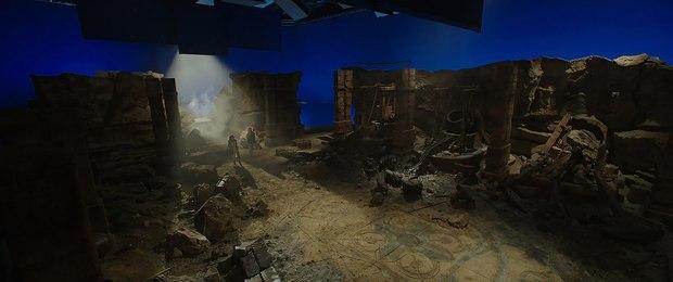 Water World: Delivering Blockbuster-Quality VFX for Warner