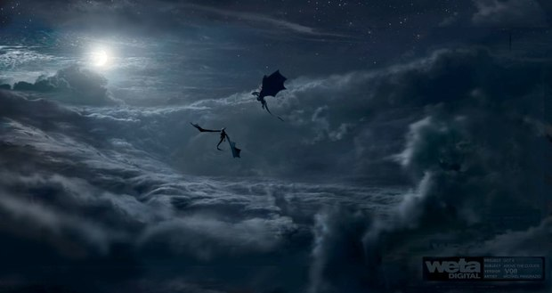 Weta Digital Fells a Dragon and Slays a Giant in 'Game of Thrones